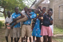Some of my JHS3 class