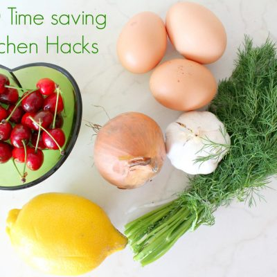 Kitchen hacks that will save you time and money