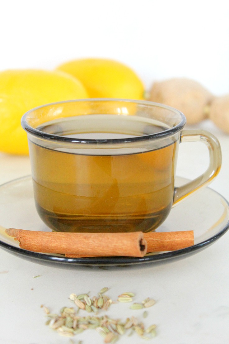 De bloating tea recipe