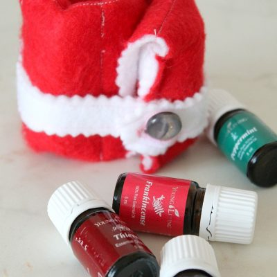 Easy Essential oils pouch sewing tutorial