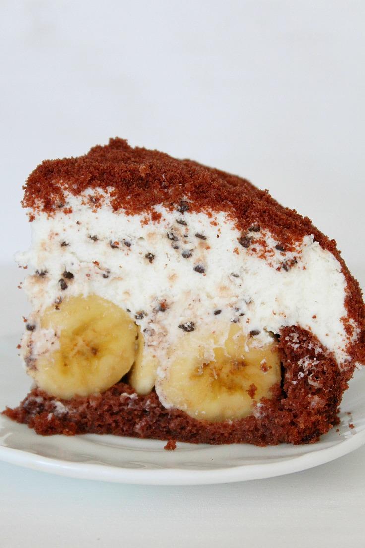 how to make a dome cake