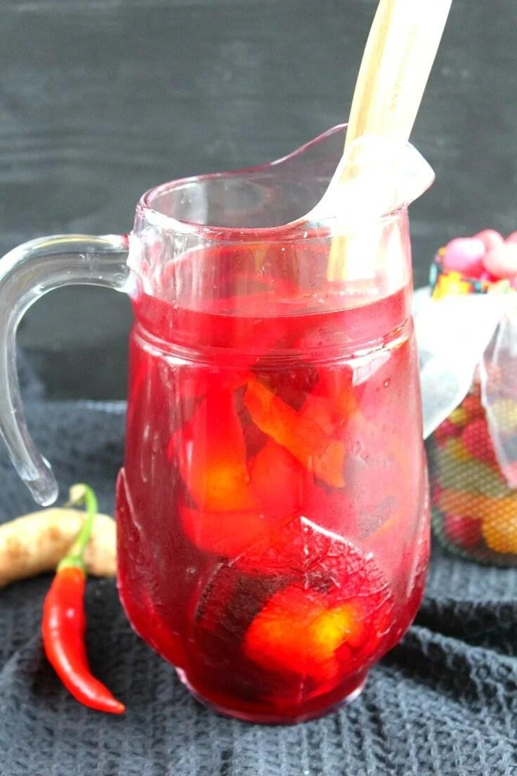 Dracula's Blood drink