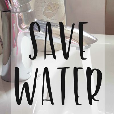 14 Ways To Save Water In Your Home
