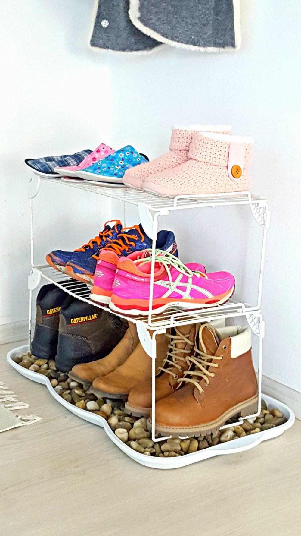 entryway shoe storage