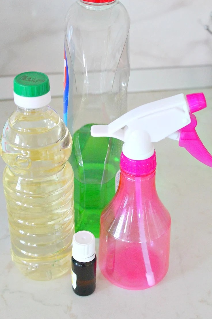 natural fruit fly repellent