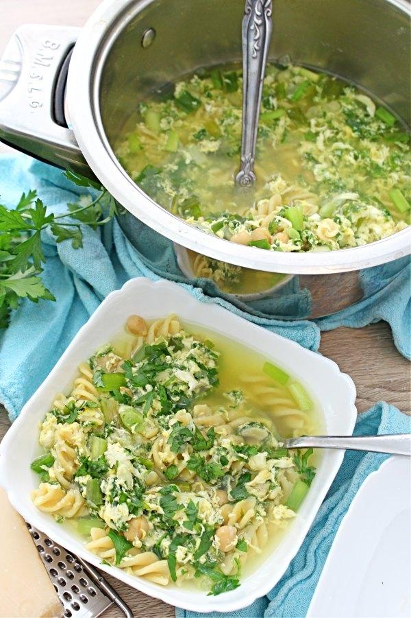 egg drop soup recipe