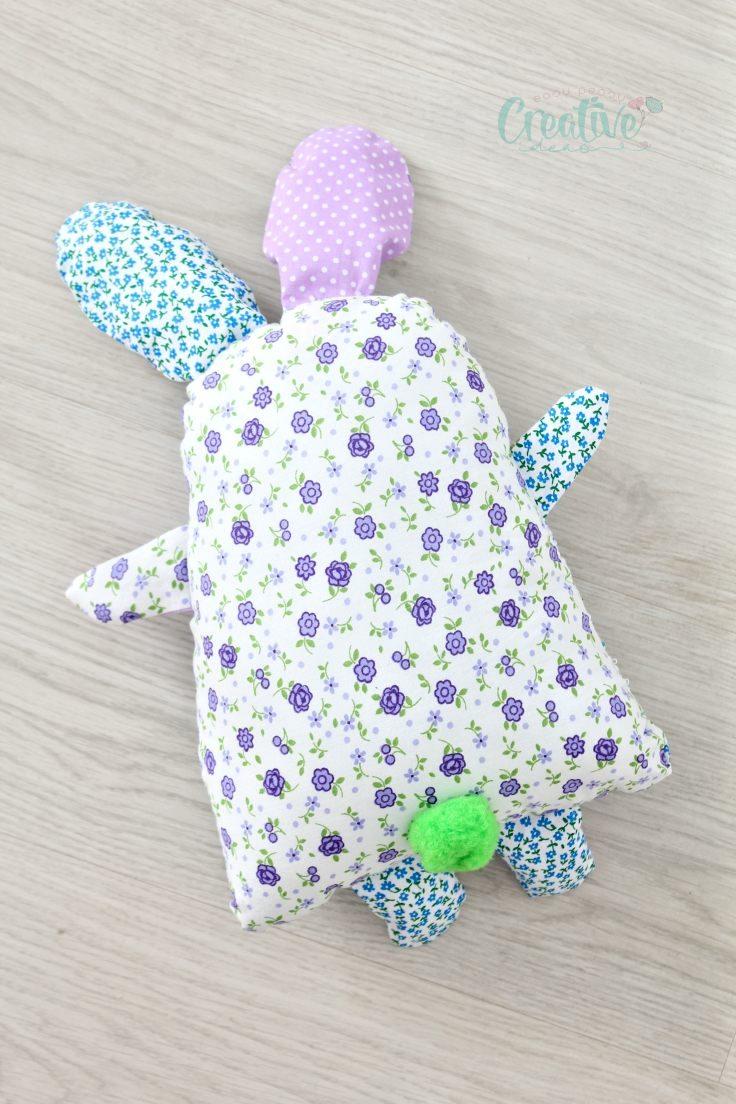 Stuffed bunny pattern