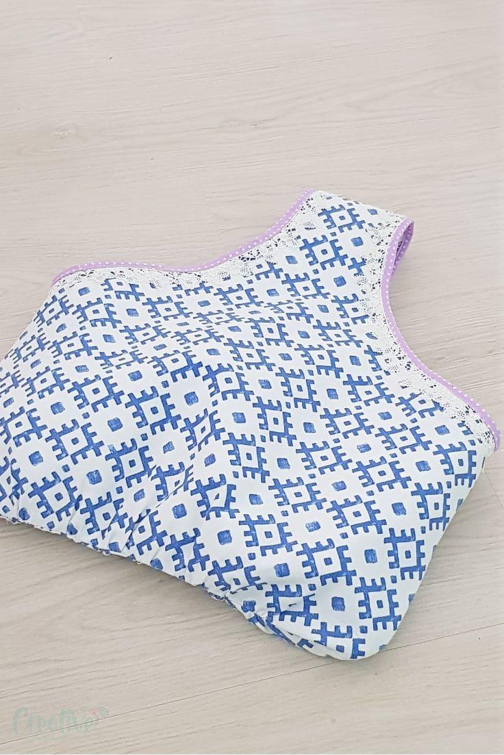Reusable shopping bag pattern