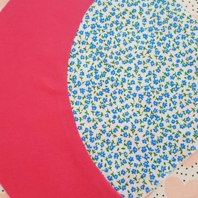 How to sew concave & convex curves together