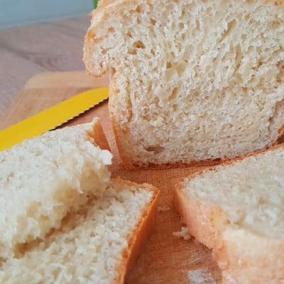 Fluffy basic bread recipe