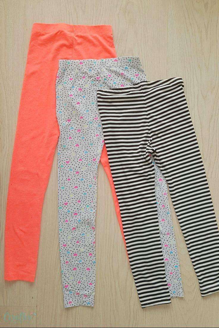 Kids leggings pattern