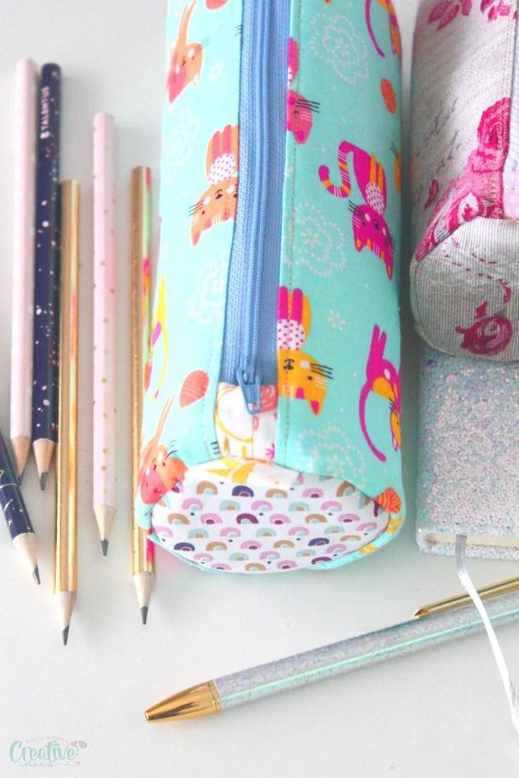 Pencil case pattern