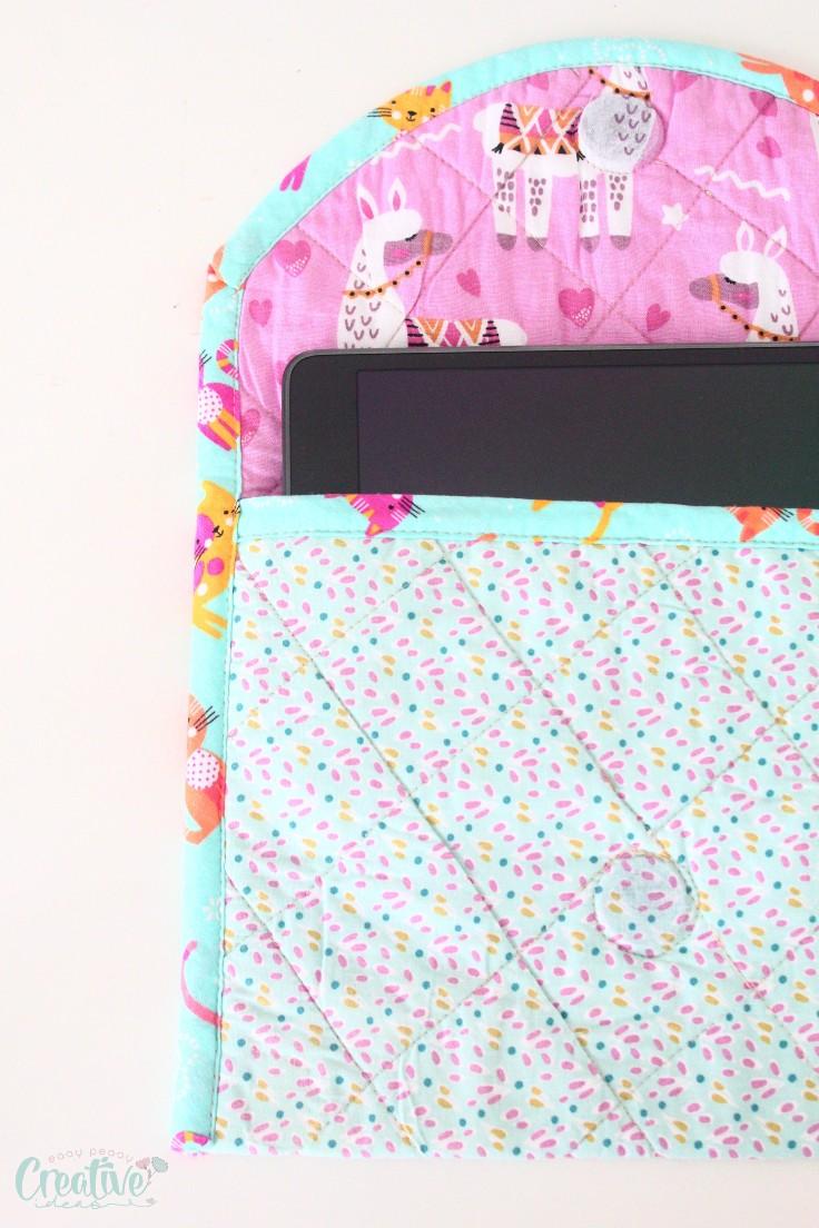 Tablet case pattern