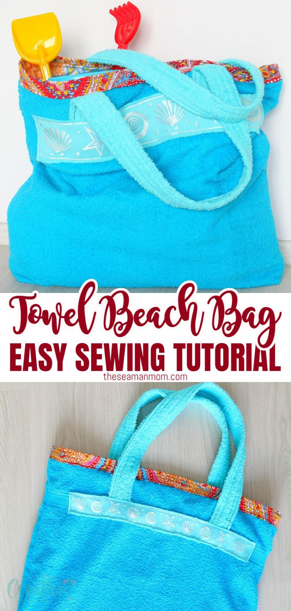 Towel bag