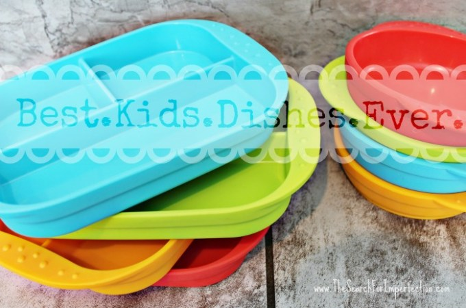 Best Alternative to Plastic Kids Dishes