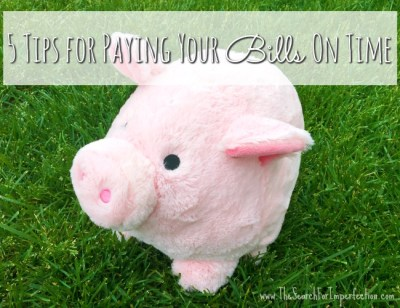 5 Easy Tips for Paying Your Bills On Time Every Month