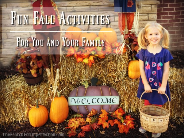 Fun Outdoor Fall Activities for You and Your Family