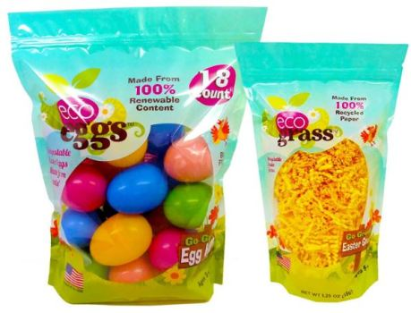 Eco Eggs and Grass