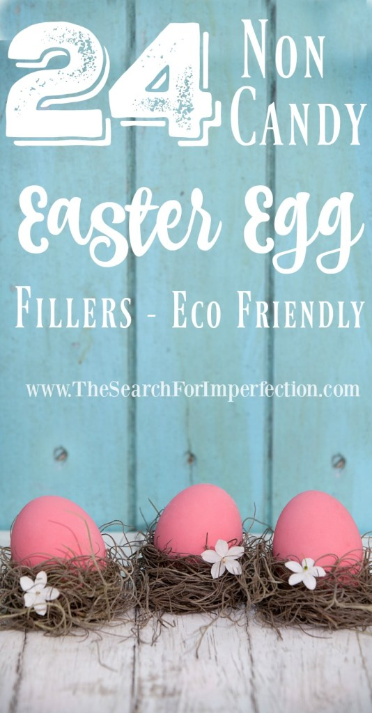 24 Fun Eco-Friendly Non-Candy Easter Egg Filler Ideas!
