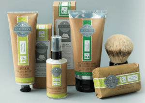 Father's Day Scentsy Man Grooming