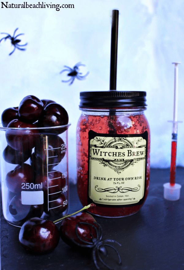 20 Frightfully Fun Halloween Recipes