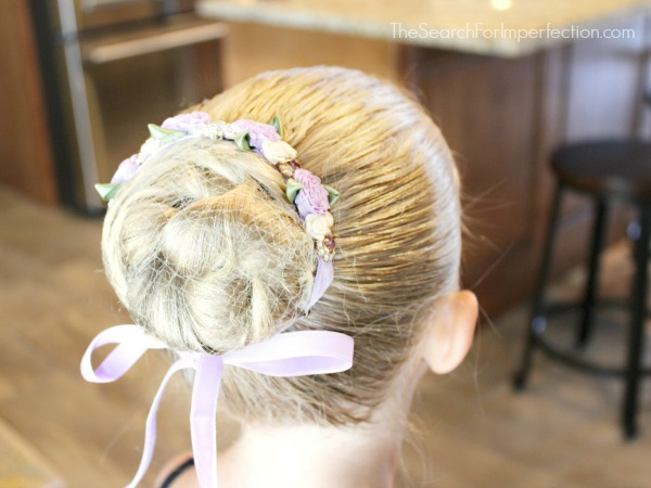 How to do a perfect ballet bun.