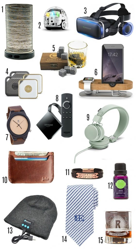 15 Gifts for the Man Who Has Everything #giftguide #whattobuytheguywhohaseverything