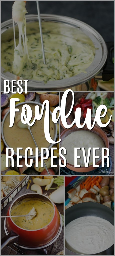 This is an awesome list of the best cheese fondue recipes ever! #cheesefondue #fonduerecipes #fondue www.thesearchforimperfection.com