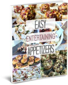 Easy Entertaining Appetizers eCookbook