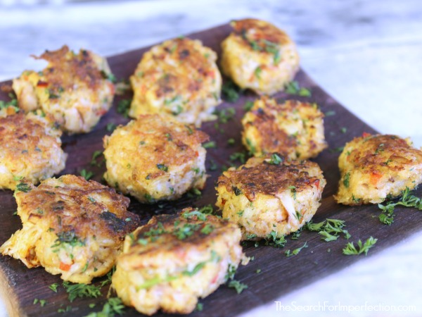 The Best Mini Crab Cake Recipe Ever