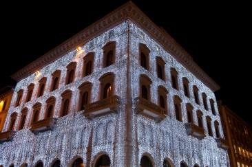 Building opposite Piazza della Repubblica.