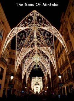 Christmas Lights Malaga