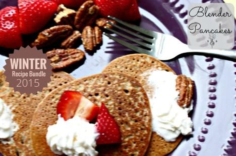 Blender Pancakes.