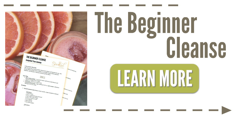 The beginner cleanse 10 day whole food program