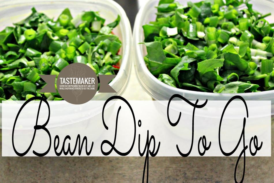 Bean Dip To Go