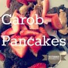 Carob Pancakes