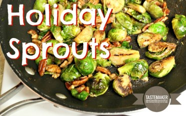 Holiday Sprouts