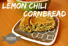 Lemon Chili Cornbread