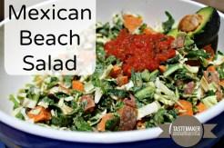 Mexican Beach Salad
