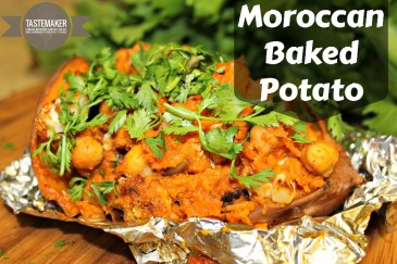 Morracan Baked Potato