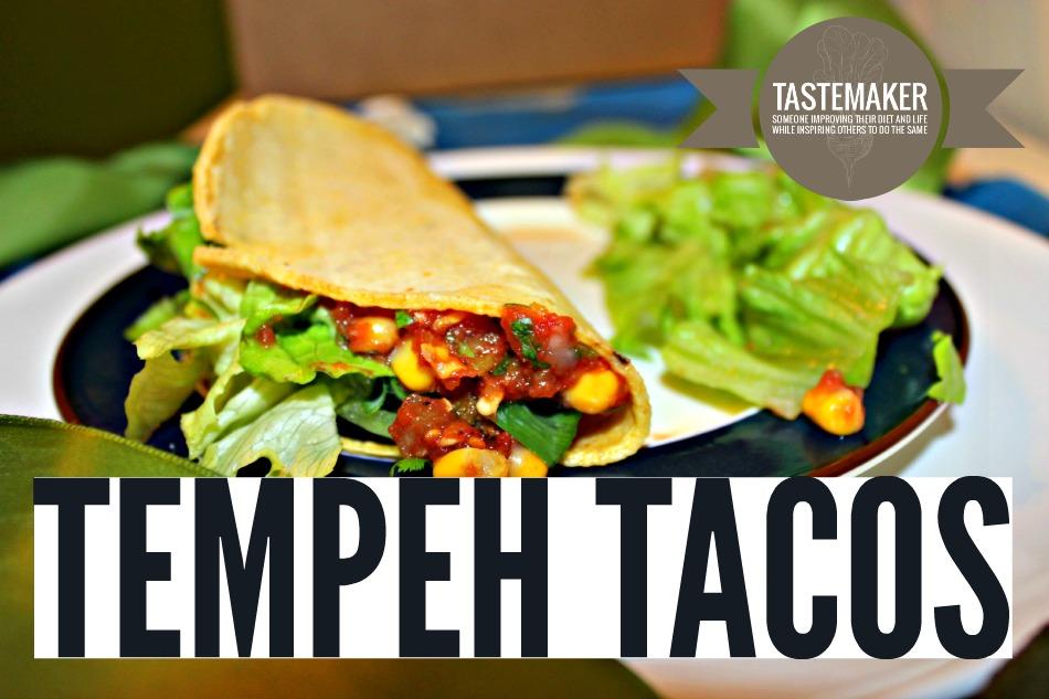 Tempeh Tacos