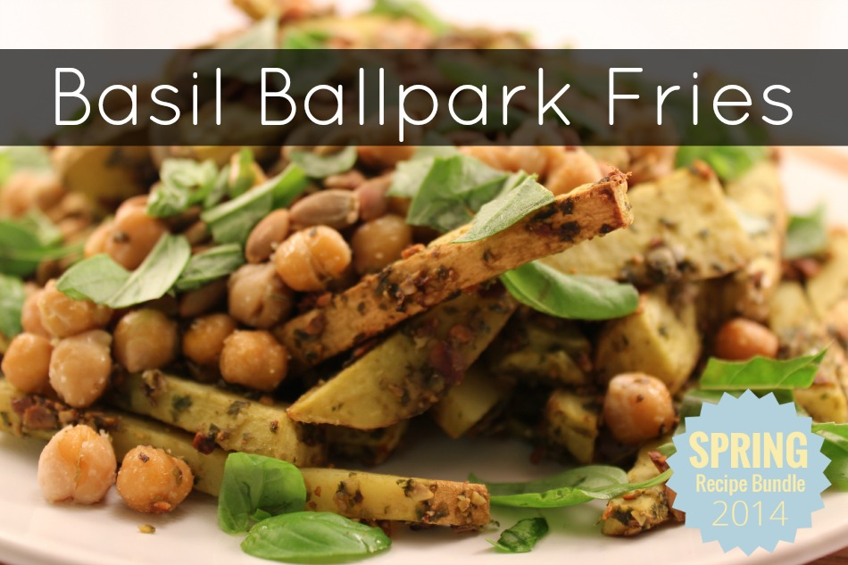 Basil Ball Park Fries