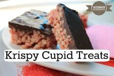 Krispy Cupid Treats