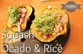 Squash Ocado & Rice