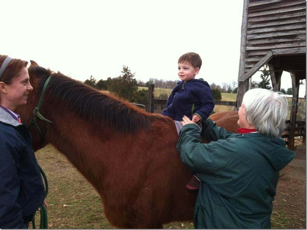 Casey Horseback 2
