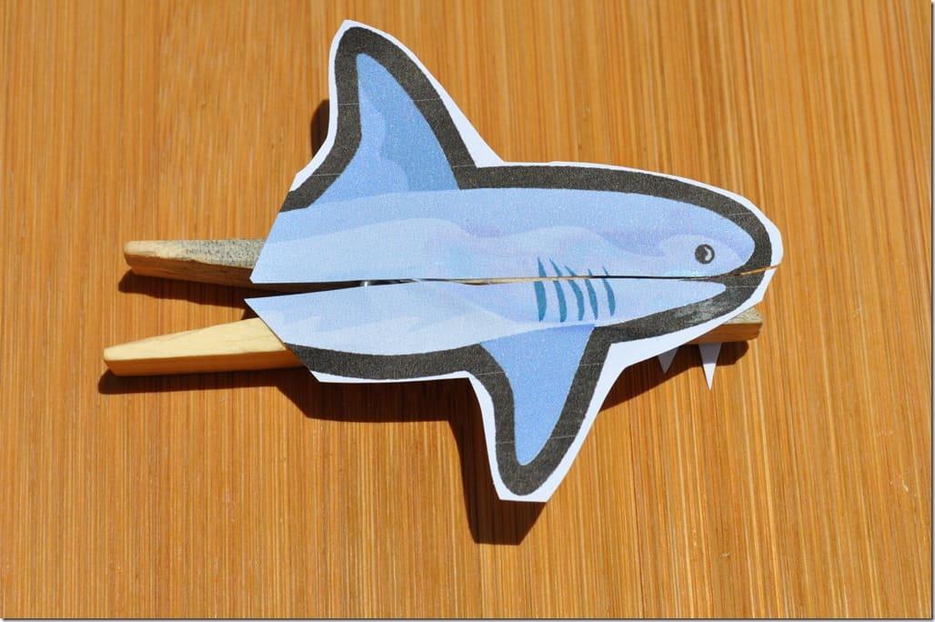shark 3 closed