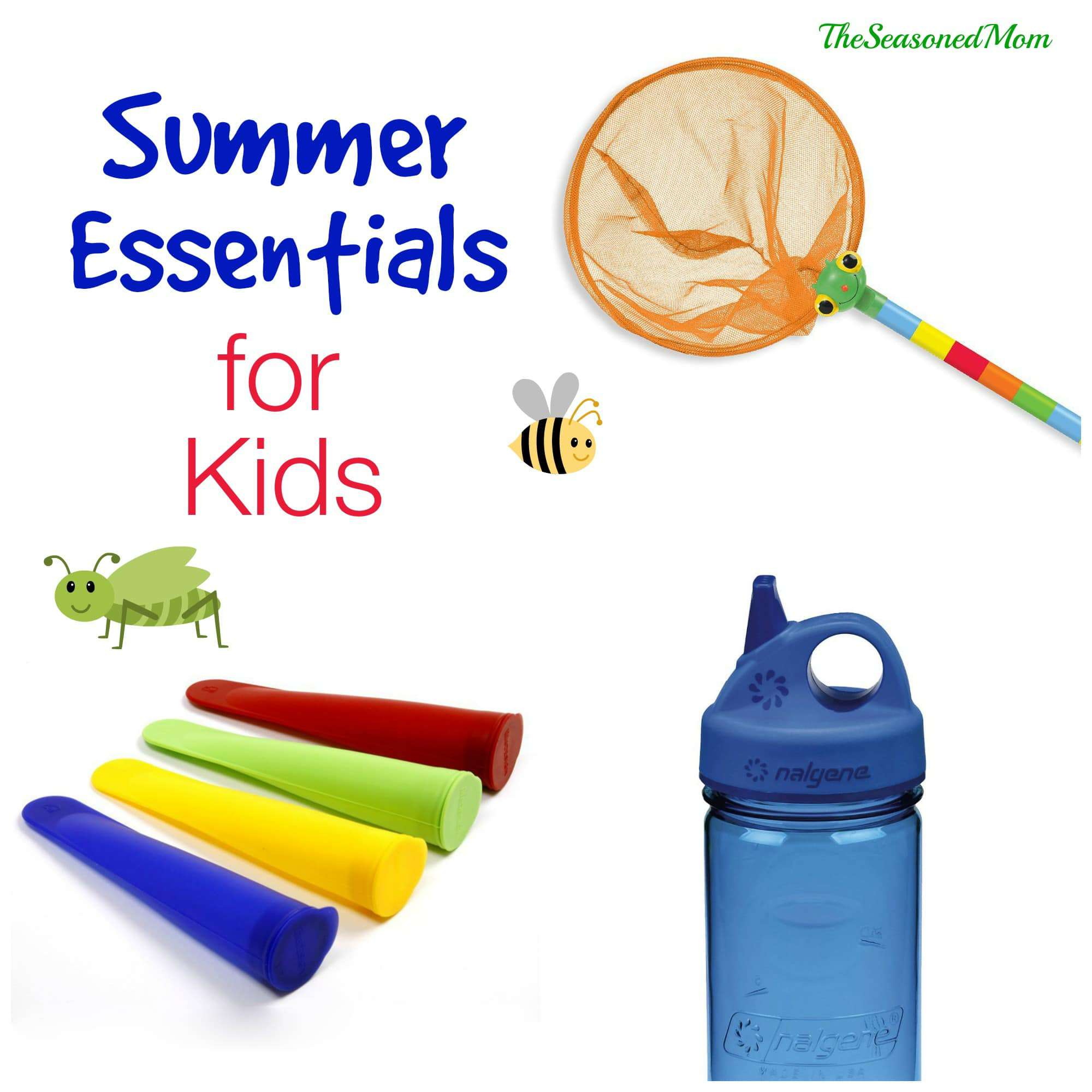 Summer Essentials for Kids - The Seasoned Mom