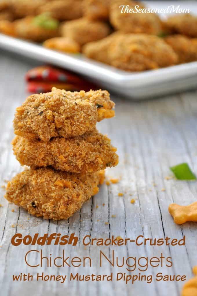 Goldfish Chicken Nuggets