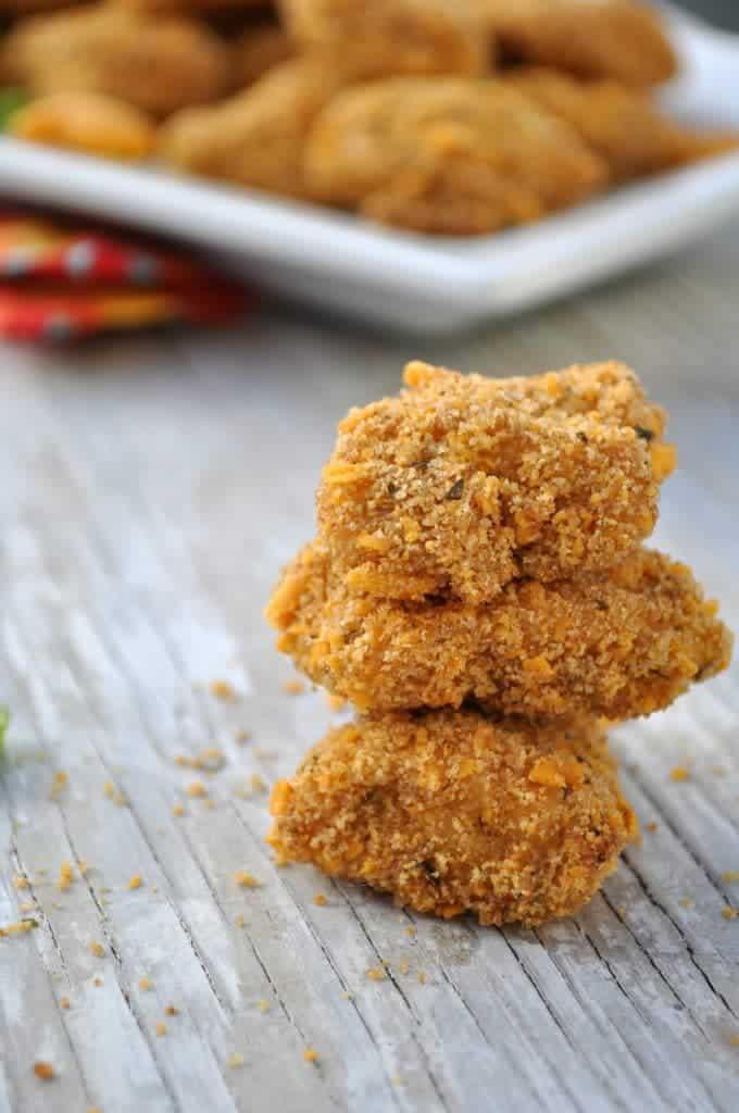 Goldfish Chicken Nuggets 9