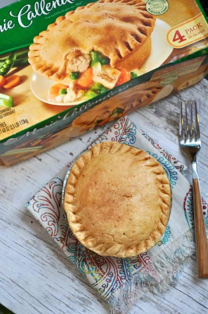 Pot Pie Overhead